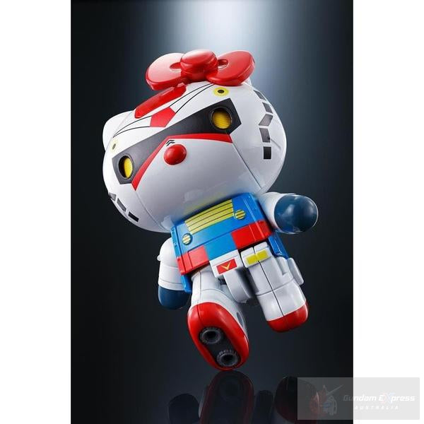 Chogokin Gundam RX-78-2 Hello Kitty 2