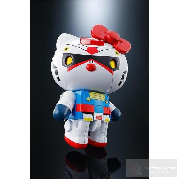 Chogokin Gundam RX-78-2 Hello Kitty 3