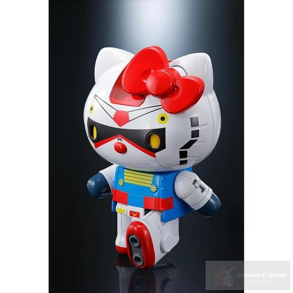 Chogokin Gundam RX-78-2 Hello Kitty 4
