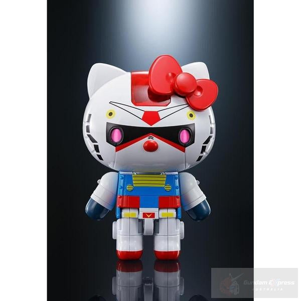Chogokin Gundam RX-78-2 Hello Kitty 7