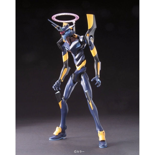 Bandai HG Evangelion Mark.06 front on pose with halo