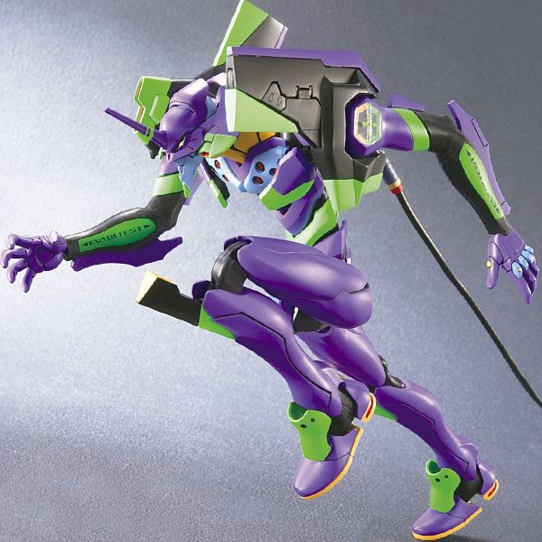 Bandai  Evangelion Unit 01 New Movie Ver. running