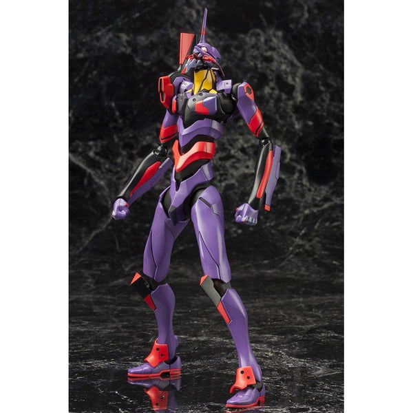 Kotobukiya Evangelion Unit-01 Test Type Awakening Ver. action pose 5