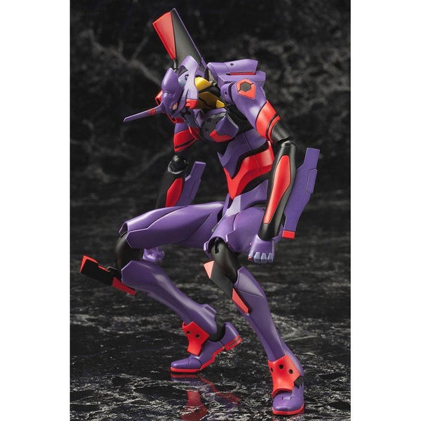 Kotobukiya Evangelion Unit-01 Test Type Awakening Ver. action pose 6