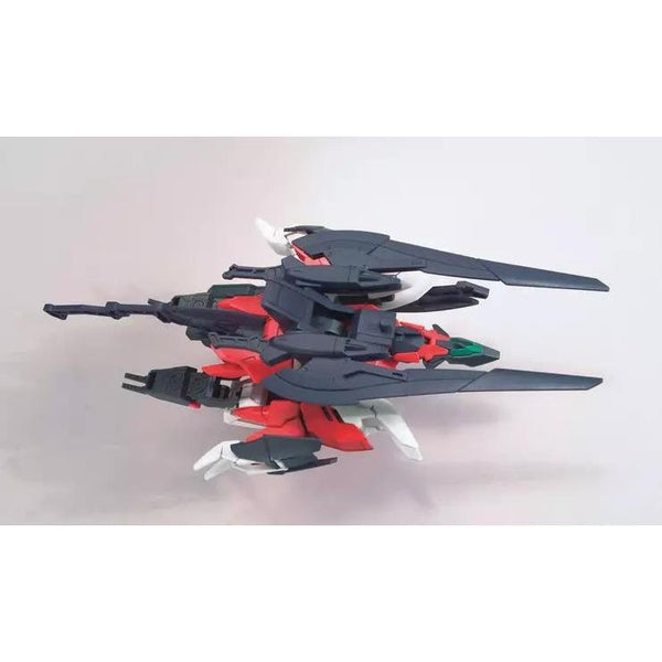 Bandai 1/144 HGBD:R Core Gundam (Real Type Colour) and Marsfour Unit flight mode