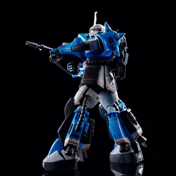 P-Bandai RG 1/144 MS-06R-1A Uma Lightning's Zaku II side on pose