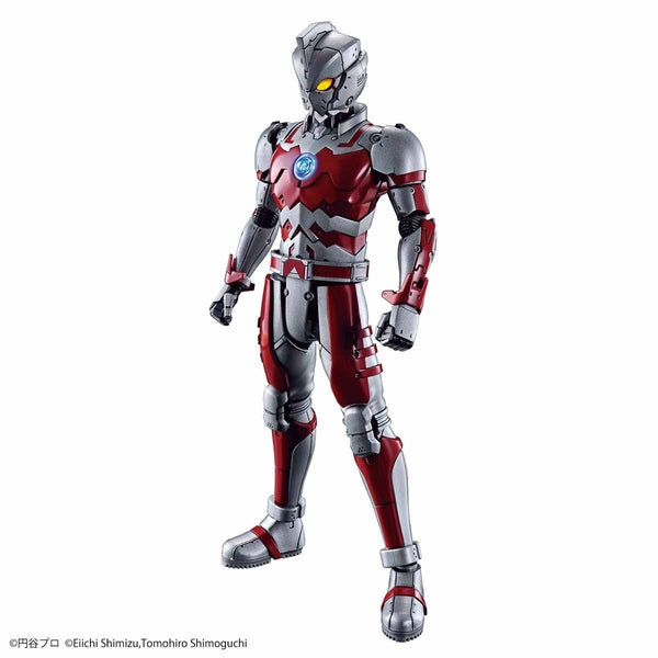 Bandai Figure Rise 1/12 Ultraman Suit A front on pose
