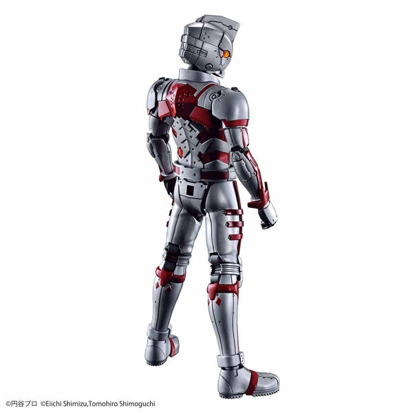 Bandai Figure Rise 1/12 Ultraman Suit A rear view