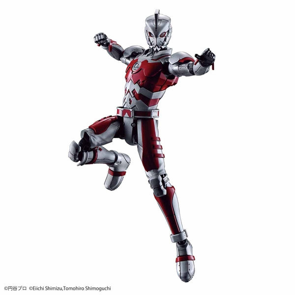 Bandai Figure Rise 1/12 Ultraman Suit A action pose