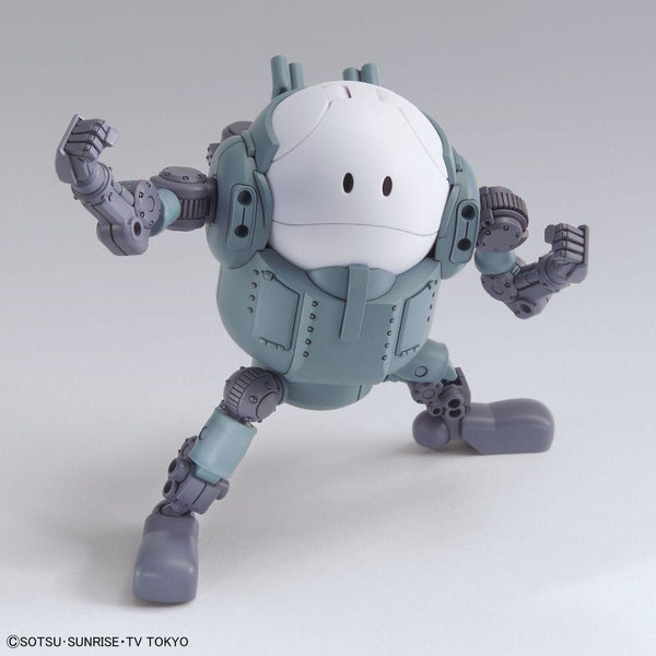 Bandai Haropla Mobile Haro action pose