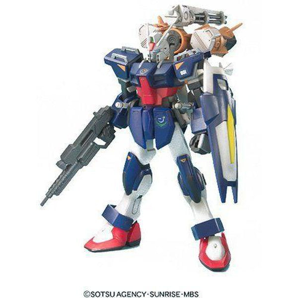 Bandai 1/144 HG 105 Dagger + Gunbarrel front on pose