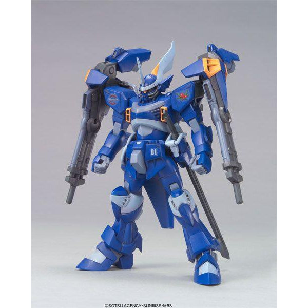 Bandai 1/144 HG CGUE Deep Arms front on pose
