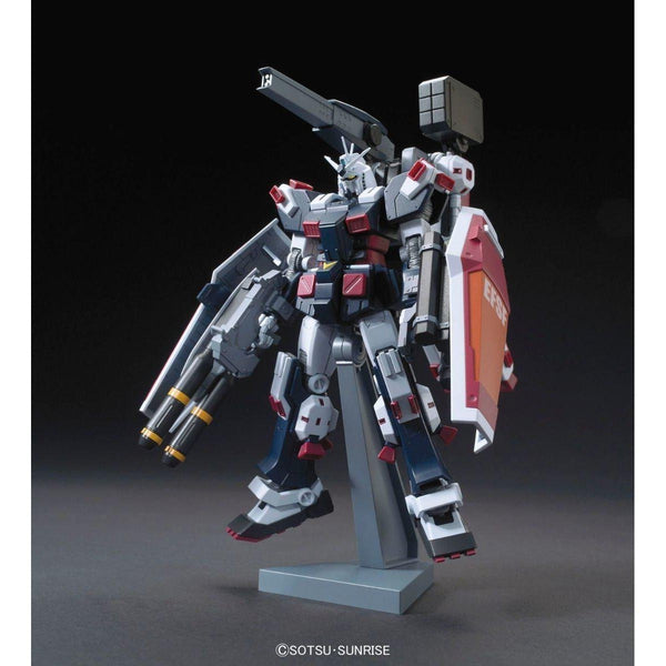 Bandai 1/144 HG FA-78 Full Armor Gundam Thunderbolt Anime Ver. front on pose