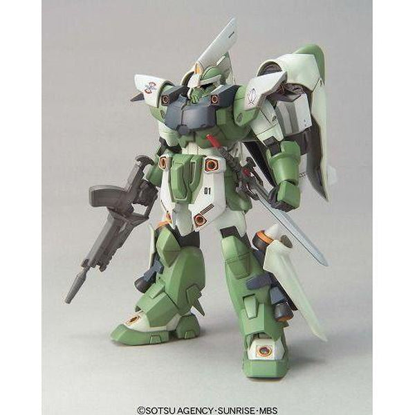 Bandai 1/144 HG Ginn Type High Maneuver front on pose