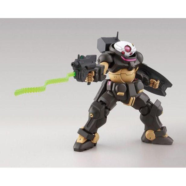 Bandai 1/144 HG Grimoire with beam wire on machine gun