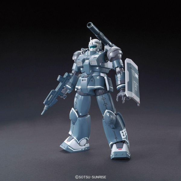Bandai 1/144 HG Guncannon First Type Iron Cavalry front on pose