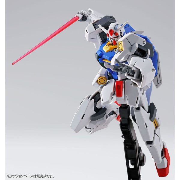 P-Bandai 1/144 HG Gundam Plutone action pose with sabre