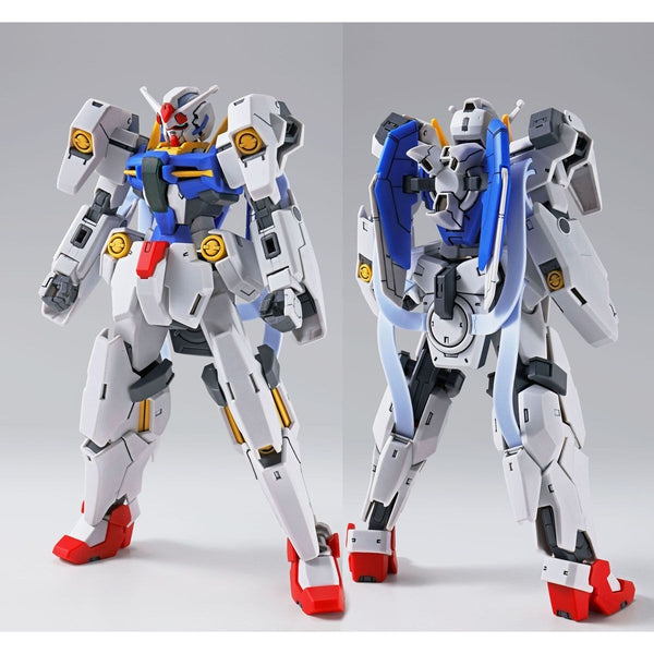 P-Bandai 1/144 HG Gundam Plutone  front on view and rear view.