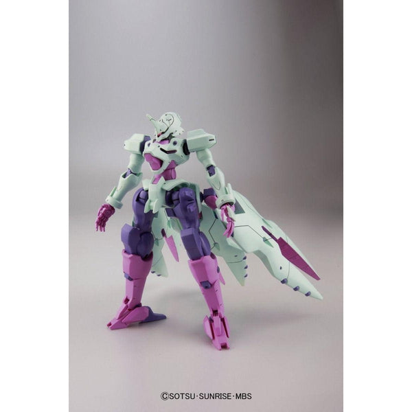 Bandai 1/144 HG Gundam G-Lucifer front on pose