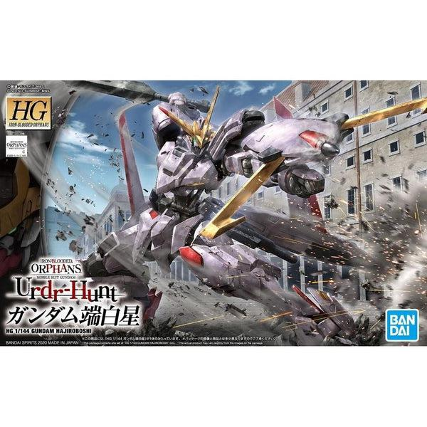 Bandai 1/144 HGIBO Gundam Hajiroboshi package artwork