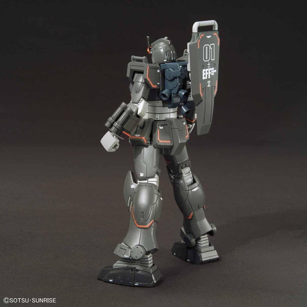 BANDAI 1/144 HG RX-78-01[N] Gundam Local Type N/American Type side on