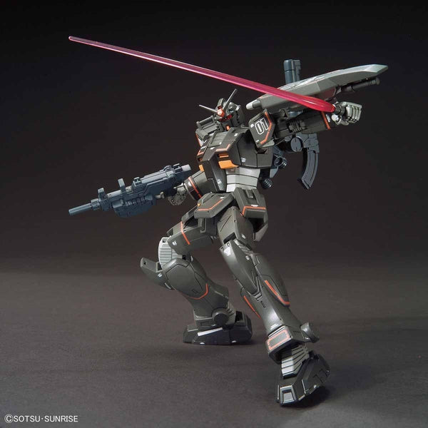 BANDAI 1/144 HG RX-78-01[N] Gundam Local Type N/American Type with saber and rifle