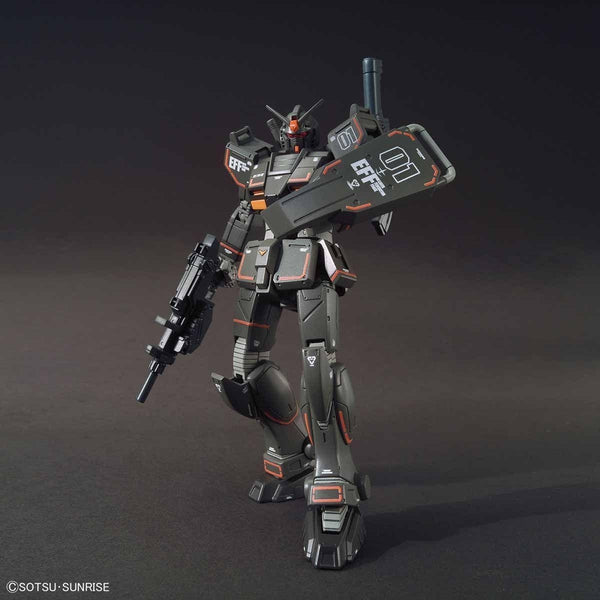 BANDAI 1/144 HG RX-78-01[N] Gundam Local Type N/American Type with rifle and shield