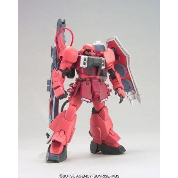 Bandai 1/144 HG Gunner Zaku Warrior Lunamaria Hawke Custom front on view