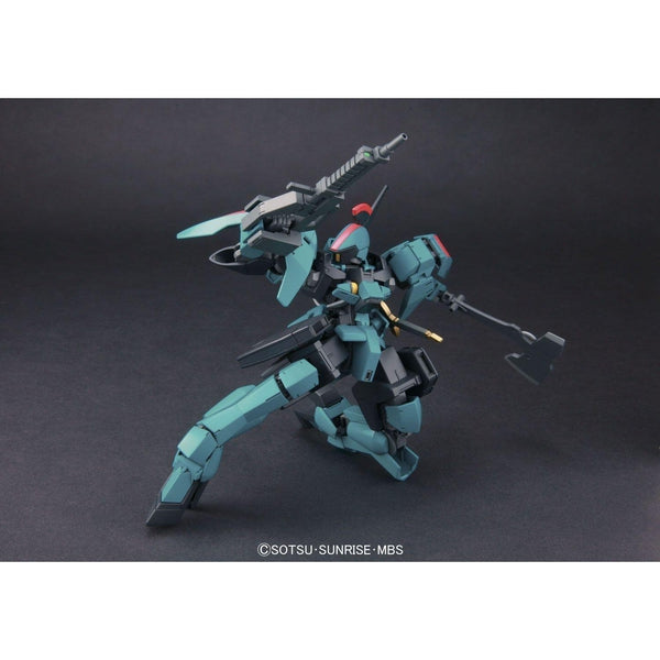 Bandai 1/144 HG IBO Carta's Graze Ritter in action