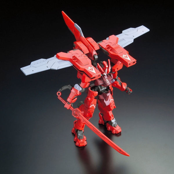 Bandai 1/144 HGIBO Gundam Astaroth Origin action pose flight mode
