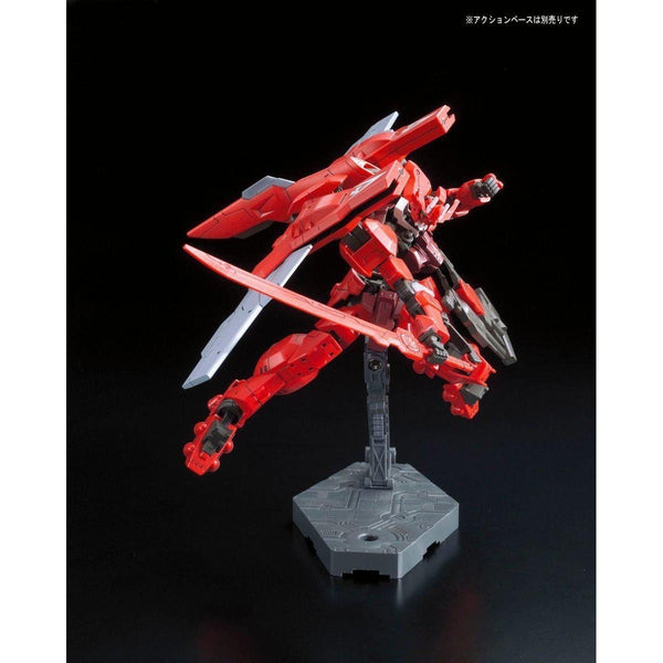 Bandai 1/144 HGIBO Gundam Astaroth Origin action pose swords