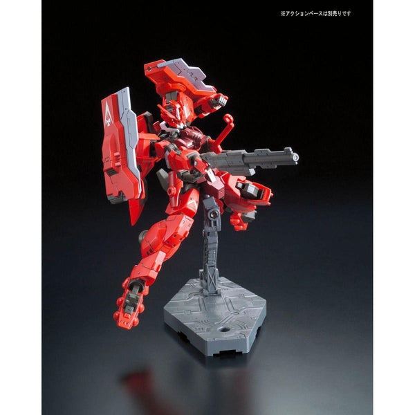 Bandai 1/144 HGIBO Gundam Astaroth Origin action pose sheild and shotgun