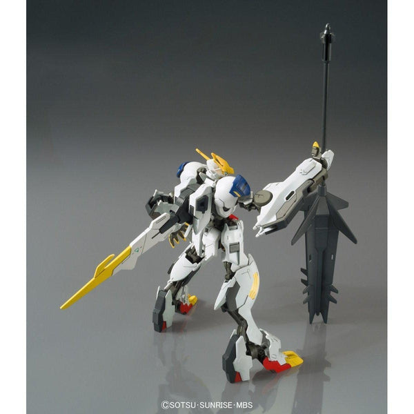 Bandai 1/144 HG Gundam Barbatos Lupus Rex rear view