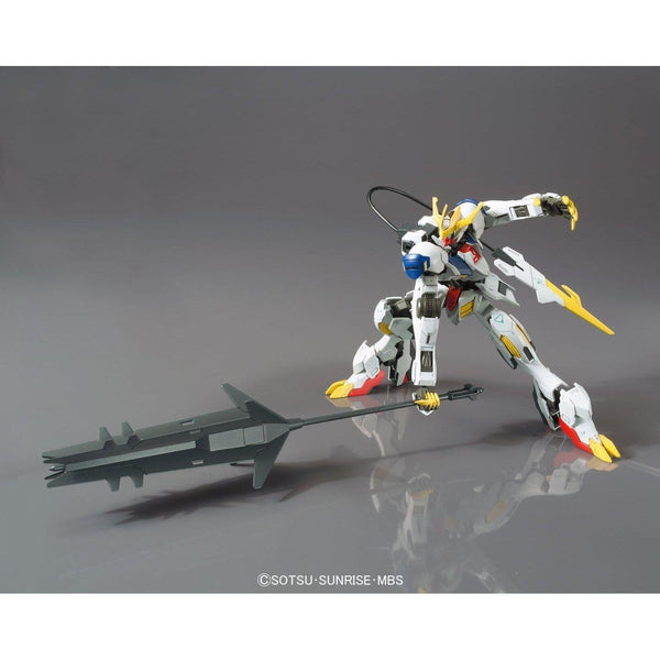 Bandai 1/144 HG Gundam Barbatos Lupus Rex action pose