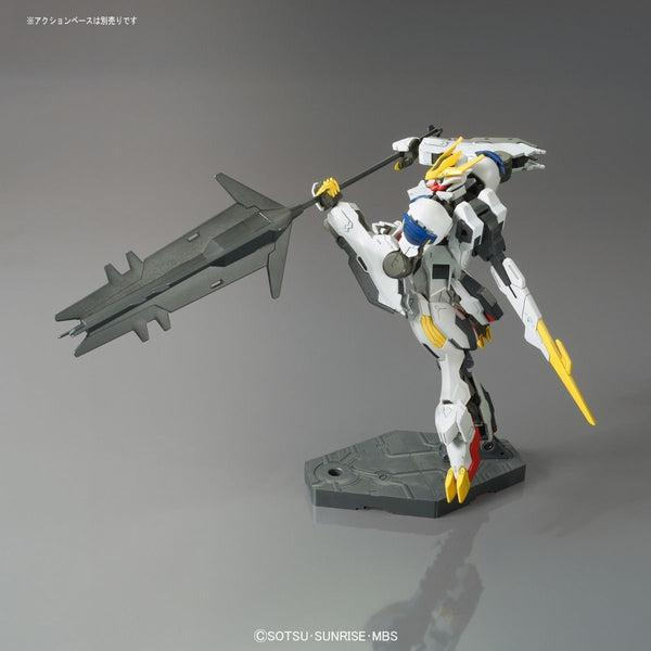Bandai 1/144 HG Gundam Barbatos Lupus Rex action pose 3