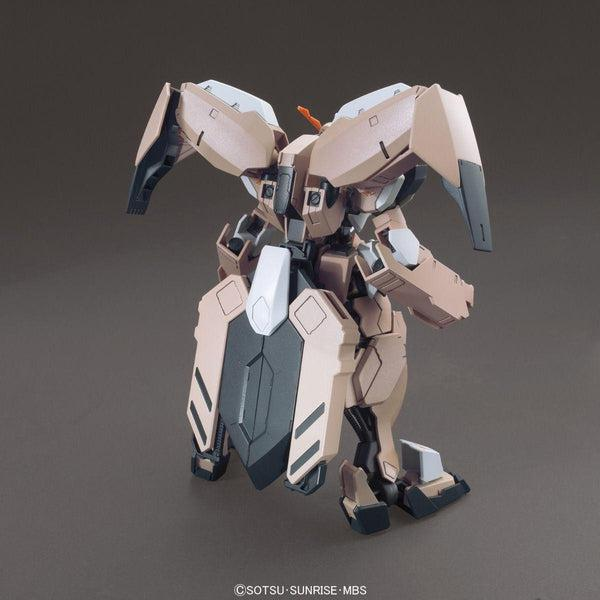 Bandai 1/144 HGIBO Gundam Gusion Rebake Full City rear view