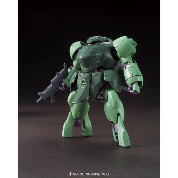 Bandai 1/144 HGIBO Man Rodi 009 front on pose