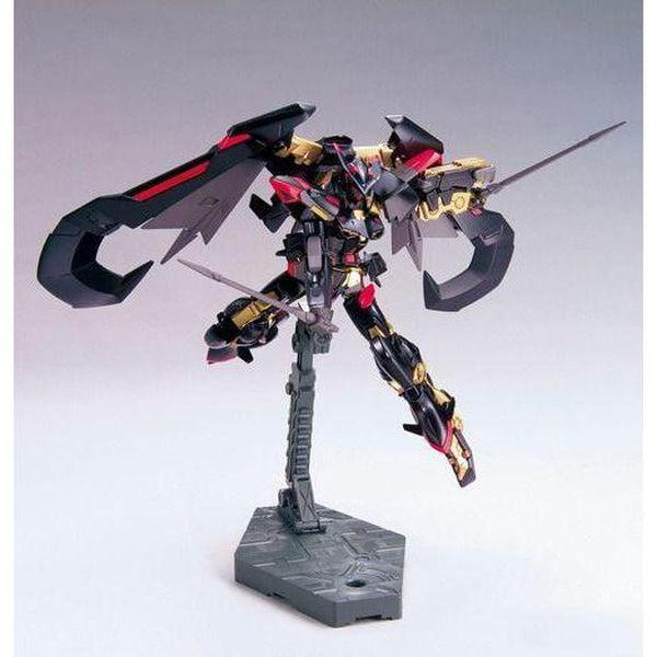Bandai 1/144 HG Gundam Astray Gold Frame Amatsu Mina front on action pose
