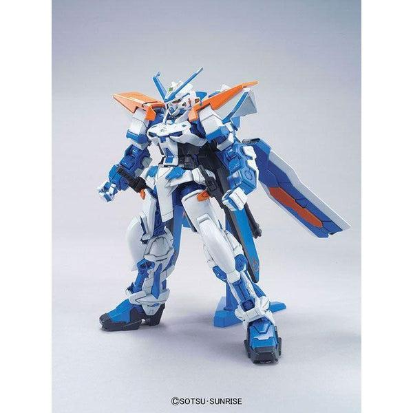 Bandai 1/144 HG Astray Gundam Blue Frame Second L front on pose