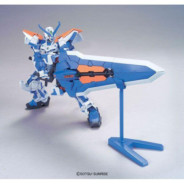 Bandai 1/144 HG Astray Gundam Blue Frame Second L tactical arms sword