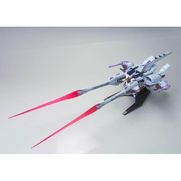 Bandai 1/144 HG Meteor Unit + Freedom Gundam with twin beam sabers