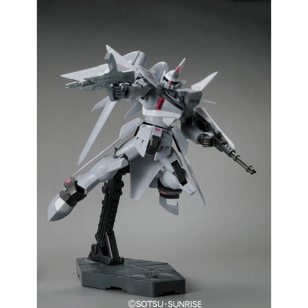 Bandai 1/144 HG Mobile CGUE action pose