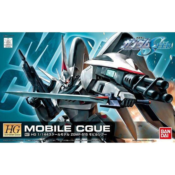 Bandai 1/144 HG Mobile CGUE package art