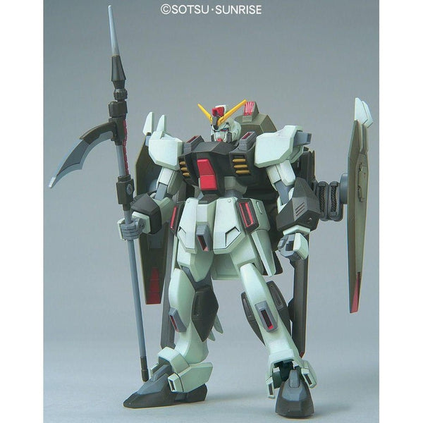 Bandai 1/144 HG Forbidden Gundam front on view.