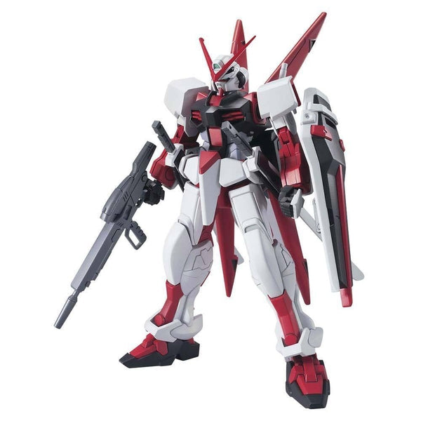 Bandai 1/144 HG M1 Astray (Remaster) front on view.