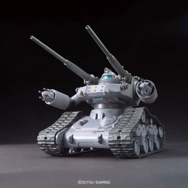 Bandai 1/144 HG RTX-65 Guntank Early Type front on view