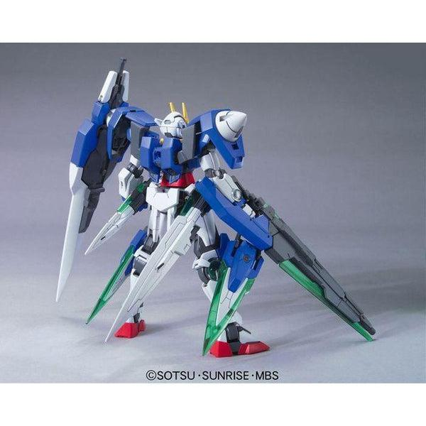 Bandai 1/144 HG 00 Gundam Seven Sword/G rear view