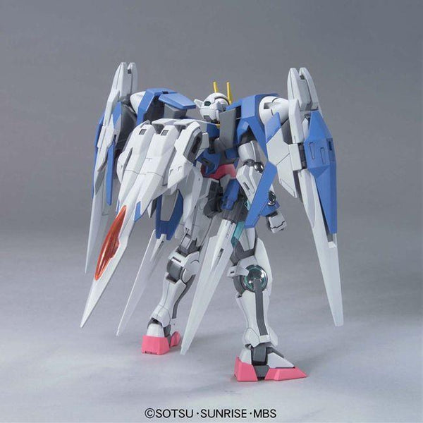 Bandai 1/144 HG 00 Raiser (Designer's Colour) rear view