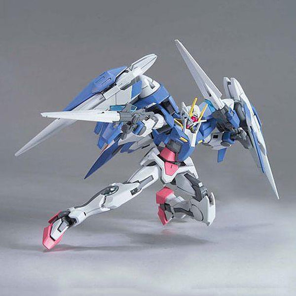 Bandai 1/144 HG 00 Raiser (Designer's Colour) action pose 1