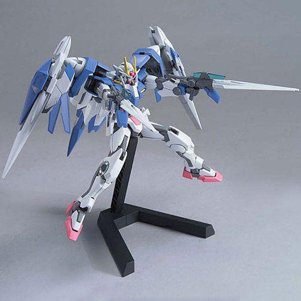 Bandai 1/144 HG 00 Raiser (Designer's Colour) action pose 2